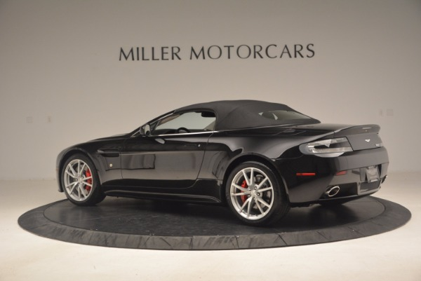 Used 2012 Aston Martin V8 Vantage S Roadster for sale Sold at Maserati of Greenwich in Greenwich CT 06830 16