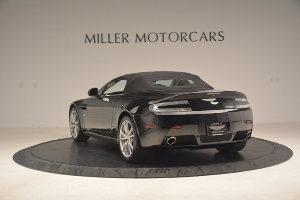 Used 2012 Aston Martin V8 Vantage S Roadster for sale Sold at Maserati of Greenwich in Greenwich CT 06830 17