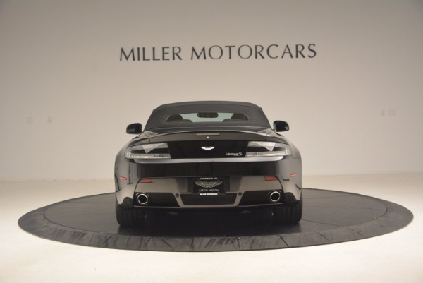 Used 2012 Aston Martin V8 Vantage S Roadster for sale Sold at Maserati of Greenwich in Greenwich CT 06830 18