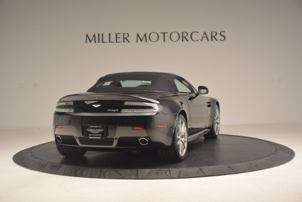Used 2012 Aston Martin V8 Vantage S Roadster for sale Sold at Maserati of Greenwich in Greenwich CT 06830 19