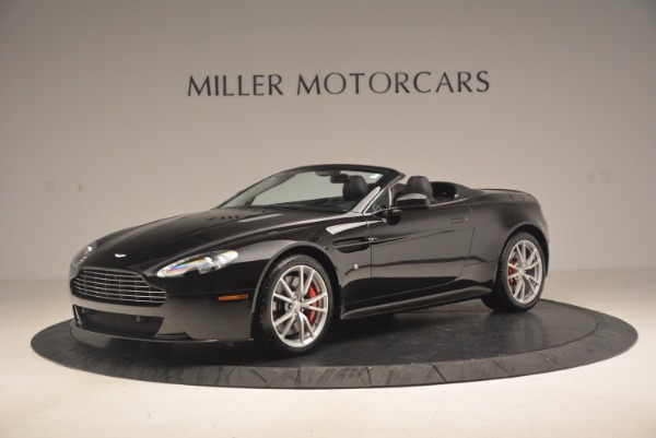 Used 2012 Aston Martin V8 Vantage S Roadster for sale Sold at Maserati of Greenwich in Greenwich CT 06830 2