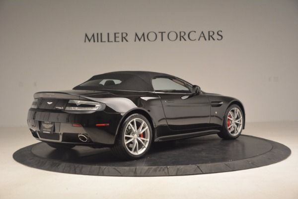 Used 2012 Aston Martin V8 Vantage S Roadster for sale Sold at Maserati of Greenwich in Greenwich CT 06830 20