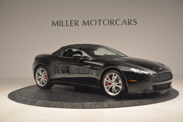 Used 2012 Aston Martin V8 Vantage S Roadster for sale Sold at Maserati of Greenwich in Greenwich CT 06830 22
