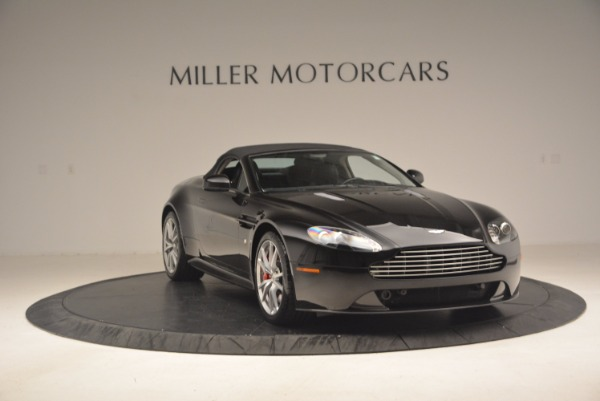 Used 2012 Aston Martin V8 Vantage S Roadster for sale Sold at Maserati of Greenwich in Greenwich CT 06830 23