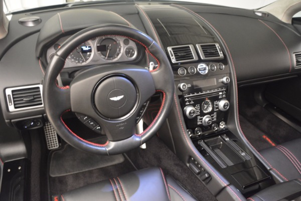 Used 2012 Aston Martin V8 Vantage S Roadster for sale Sold at Maserati of Greenwich in Greenwich CT 06830 26