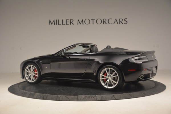 Used 2012 Aston Martin V8 Vantage S Roadster for sale Sold at Maserati of Greenwich in Greenwich CT 06830 4