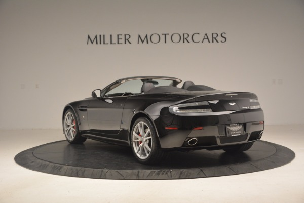 Used 2012 Aston Martin V8 Vantage S Roadster for sale Sold at Maserati of Greenwich in Greenwich CT 06830 5