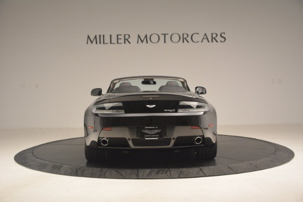 Used 2012 Aston Martin V8 Vantage S Roadster for sale Sold at Maserati of Greenwich in Greenwich CT 06830 6