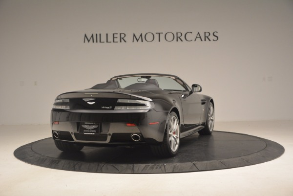 Used 2012 Aston Martin V8 Vantage S Roadster for sale Sold at Maserati of Greenwich in Greenwich CT 06830 7