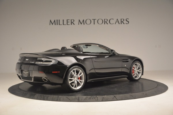 Used 2012 Aston Martin V8 Vantage S Roadster for sale Sold at Maserati of Greenwich in Greenwich CT 06830 8