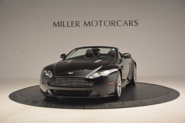 Used 2012 Aston Martin V8 Vantage S Roadster for sale Sold at Maserati of Greenwich in Greenwich CT 06830 1