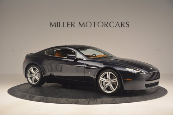 Used 2009 Aston Martin V8 Vantage for sale Sold at Maserati of Greenwich in Greenwich CT 06830 10