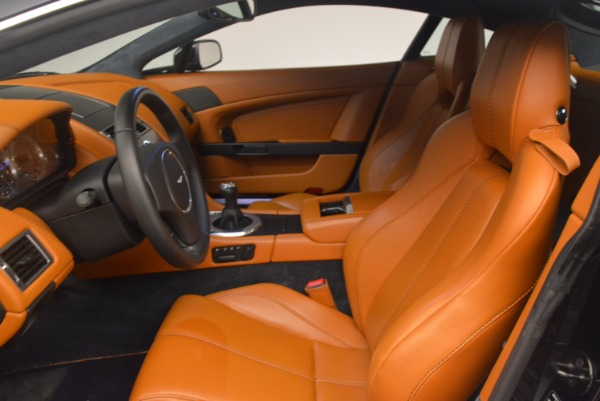 Used 2009 Aston Martin V8 Vantage for sale Sold at Maserati of Greenwich in Greenwich CT 06830 13