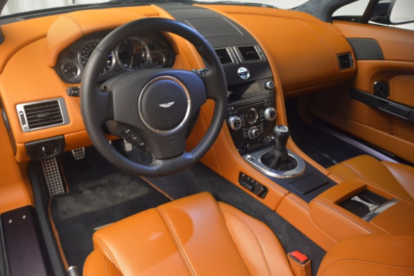Used 2009 Aston Martin V8 Vantage for sale Sold at Maserati of Greenwich in Greenwich CT 06830 15