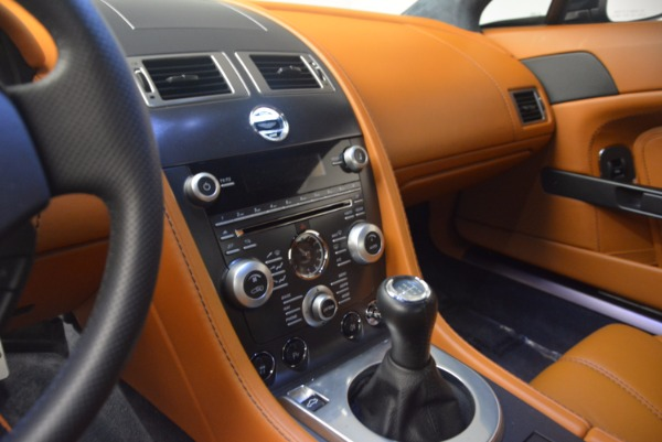 Used 2009 Aston Martin V8 Vantage for sale Sold at Maserati of Greenwich in Greenwich CT 06830 17