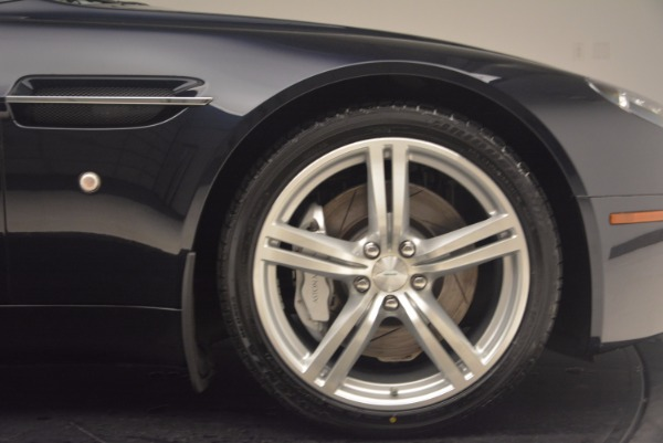 Used 2009 Aston Martin V8 Vantage for sale Sold at Maserati of Greenwich in Greenwich CT 06830 19