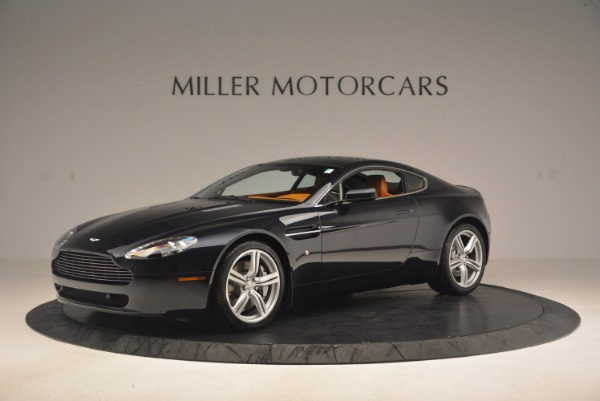 Used 2009 Aston Martin V8 Vantage for sale Sold at Maserati of Greenwich in Greenwich CT 06830 2