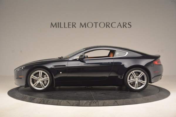 Used 2009 Aston Martin V8 Vantage for sale Sold at Maserati of Greenwich in Greenwich CT 06830 3