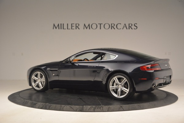 Used 2009 Aston Martin V8 Vantage for sale Sold at Maserati of Greenwich in Greenwich CT 06830 4
