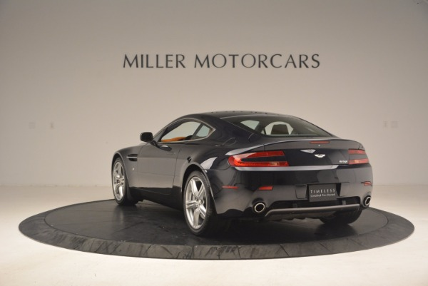 Used 2009 Aston Martin V8 Vantage for sale Sold at Maserati of Greenwich in Greenwich CT 06830 5