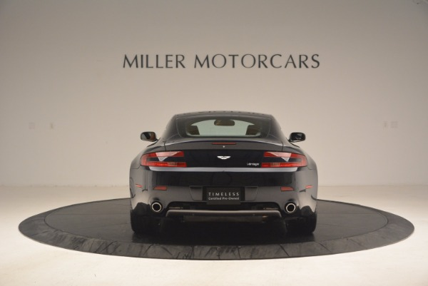 Used 2009 Aston Martin V8 Vantage for sale Sold at Maserati of Greenwich in Greenwich CT 06830 6