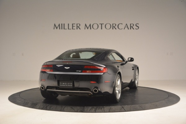 Used 2009 Aston Martin V8 Vantage for sale Sold at Maserati of Greenwich in Greenwich CT 06830 7