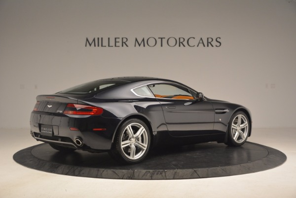 Used 2009 Aston Martin V8 Vantage for sale Sold at Maserati of Greenwich in Greenwich CT 06830 8