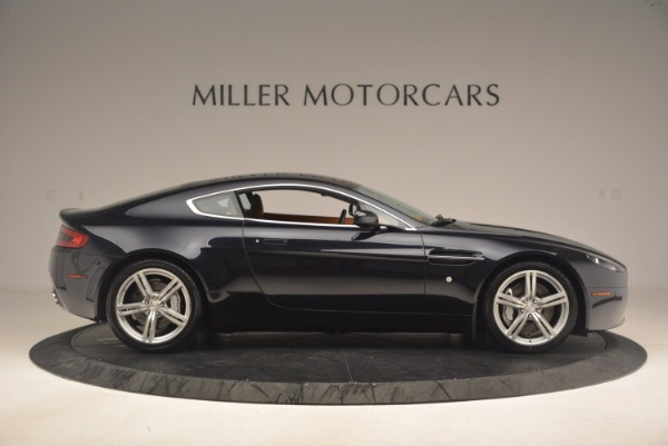 Used 2009 Aston Martin V8 Vantage for sale Sold at Maserati of Greenwich in Greenwich CT 06830 9
