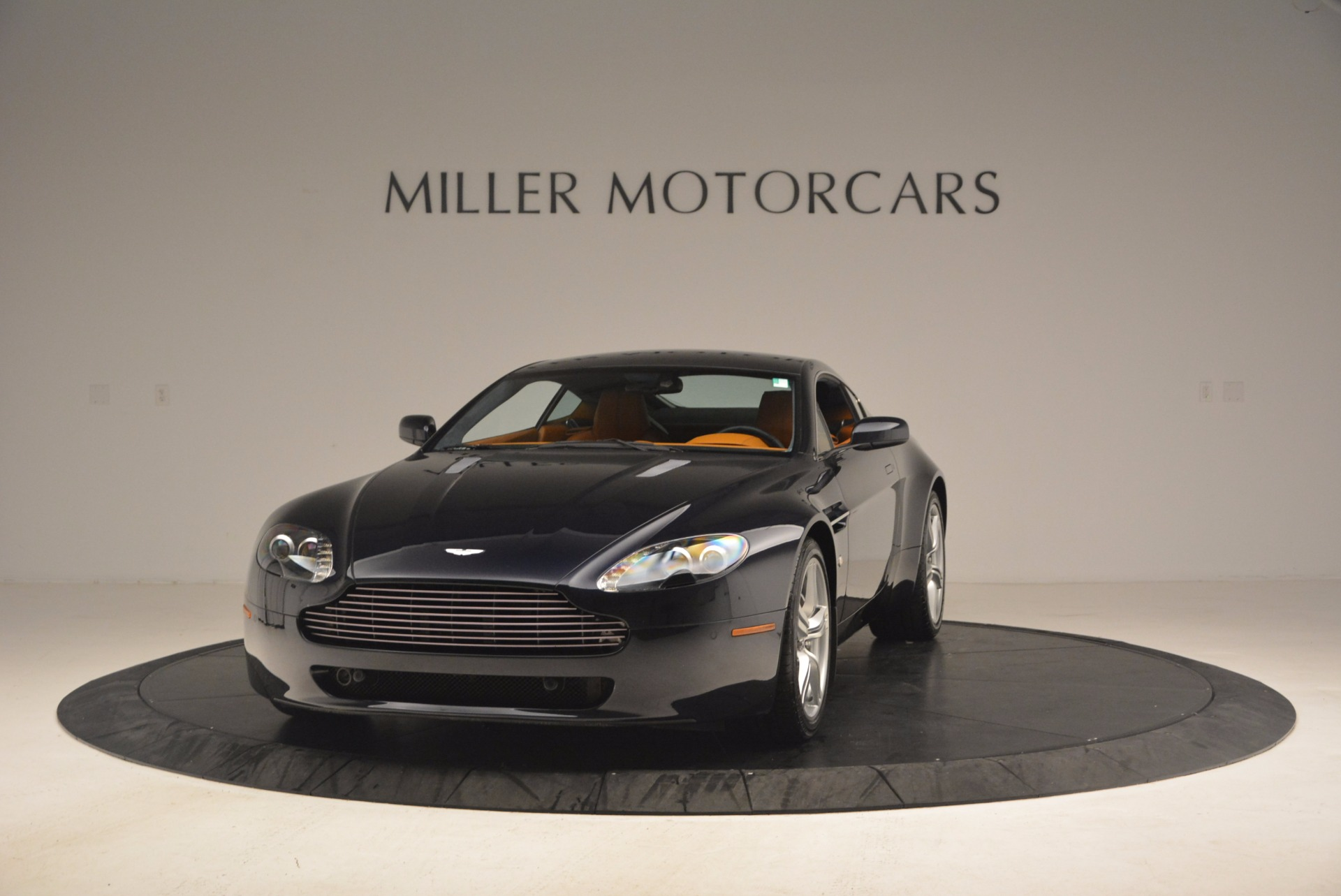 Used 2009 Aston Martin V8 Vantage for sale Sold at Maserati of Greenwich in Greenwich CT 06830 1