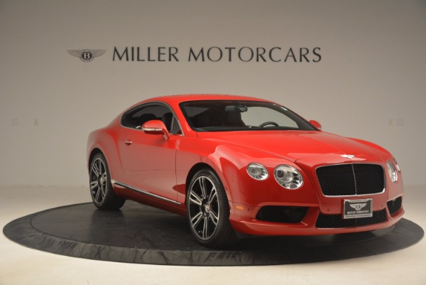 Used 2013 Bentley Continental GT V8 for sale Sold at Maserati of Greenwich in Greenwich CT 06830 11
