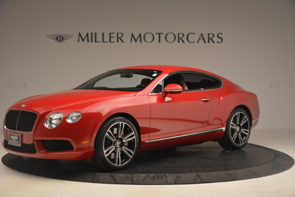 Used 2013 Bentley Continental GT V8 for sale Sold at Maserati of Greenwich in Greenwich CT 06830 2