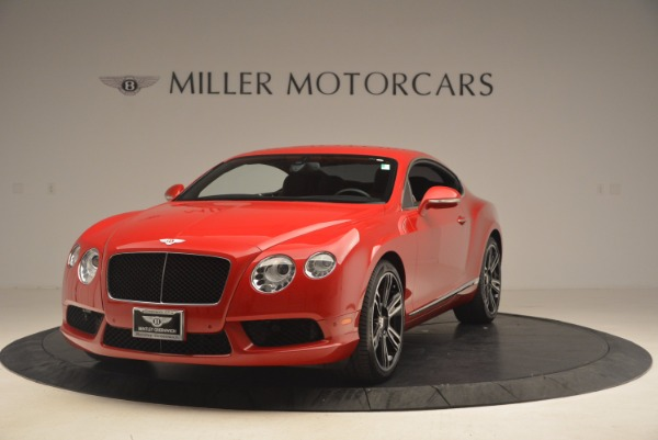 Used 2013 Bentley Continental GT V8 for sale Sold at Maserati of Greenwich in Greenwich CT 06830 1