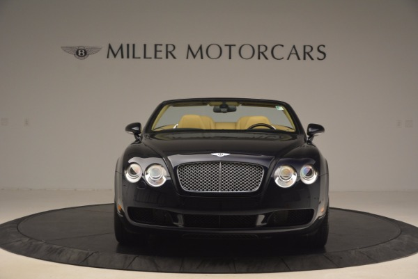 Used 2007 Bentley Continental GTC for sale Sold at Maserati of Greenwich in Greenwich CT 06830 12