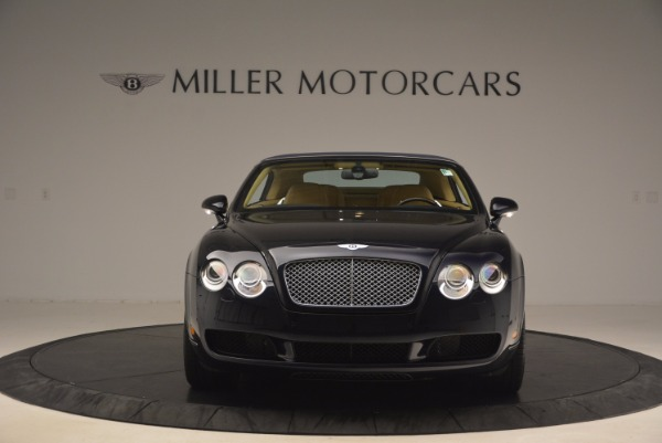 Used 2007 Bentley Continental GTC for sale Sold at Maserati of Greenwich in Greenwich CT 06830 13