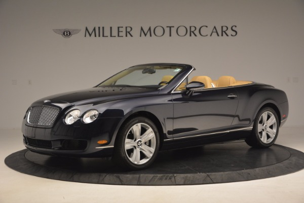 Used 2007 Bentley Continental GTC for sale Sold at Maserati of Greenwich in Greenwich CT 06830 2