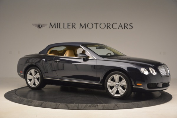 Used 2007 Bentley Continental GTC for sale Sold at Maserati of Greenwich in Greenwich CT 06830 24