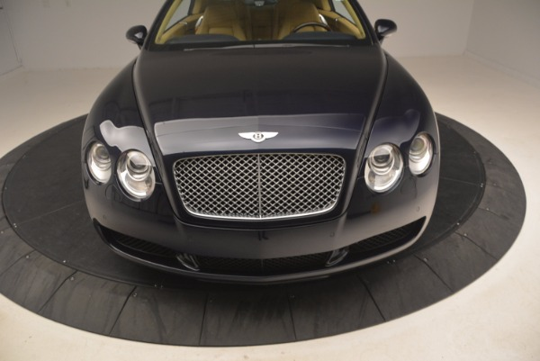 Used 2007 Bentley Continental GTC for sale Sold at Maserati of Greenwich in Greenwich CT 06830 26