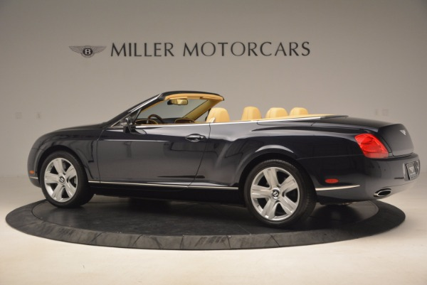 Used 2007 Bentley Continental GTC for sale Sold at Maserati of Greenwich in Greenwich CT 06830 4