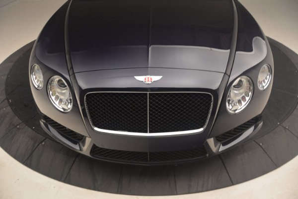 Used 2014 Bentley Continental GT V8 for sale Sold at Maserati of Greenwich in Greenwich CT 06830 13