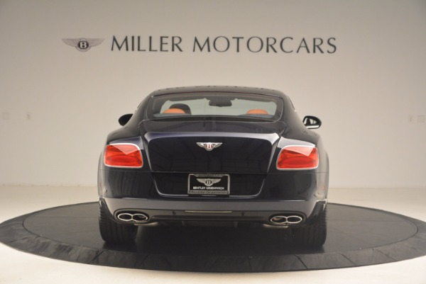 Used 2014 Bentley Continental GT V8 for sale Sold at Maserati of Greenwich in Greenwich CT 06830 6