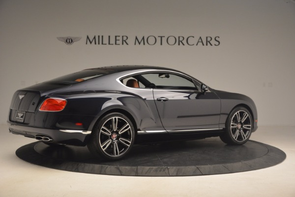 Used 2014 Bentley Continental GT V8 for sale Sold at Maserati of Greenwich in Greenwich CT 06830 8