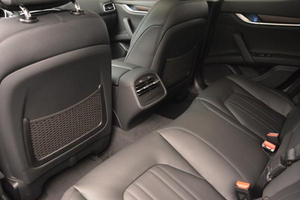 Used 2015 Maserati Ghibli S Q4 for sale Sold at Maserati of Greenwich in Greenwich CT 06830 15