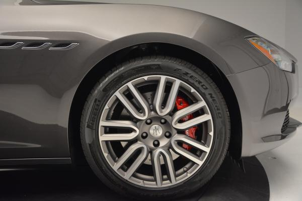 Used 2015 Maserati Ghibli S Q4 for sale Sold at Maserati of Greenwich in Greenwich CT 06830 23