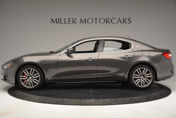 Used 2015 Maserati Ghibli S Q4 for sale Sold at Maserati of Greenwich in Greenwich CT 06830 3