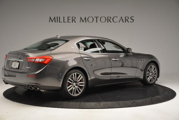 Used 2015 Maserati Ghibli S Q4 for sale Sold at Maserati of Greenwich in Greenwich CT 06830 7