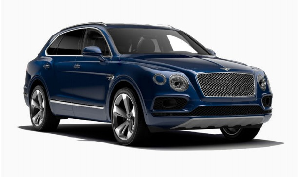 Used 2017 Bentley Bentayga for sale Sold at Maserati of Greenwich in Greenwich CT 06830 1