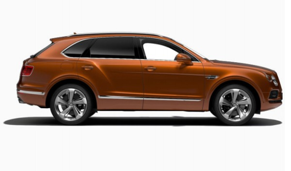 Used 2017 Bentley Bentayga for sale Sold at Maserati of Greenwich in Greenwich CT 06830 3