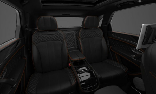 Used 2017 Bentley Bentayga for sale Sold at Maserati of Greenwich in Greenwich CT 06830 8