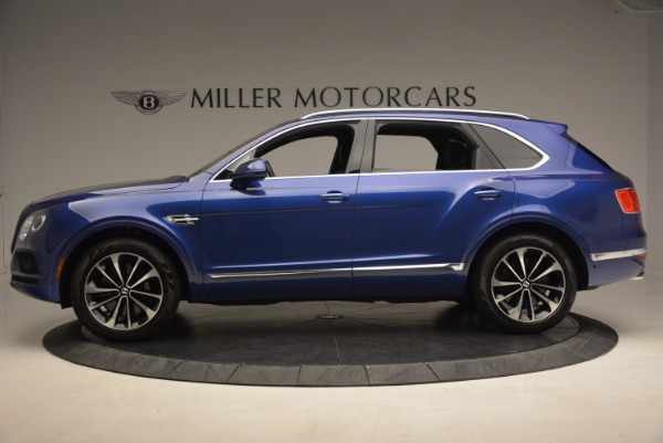 New 2017 Bentley Bentayga for sale Sold at Maserati of Greenwich in Greenwich CT 06830 3