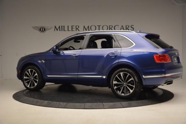 New 2017 Bentley Bentayga for sale Sold at Maserati of Greenwich in Greenwich CT 06830 4